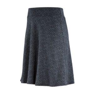 Ibex Merino Juliet Toula Wool Celtic Gray Skirt